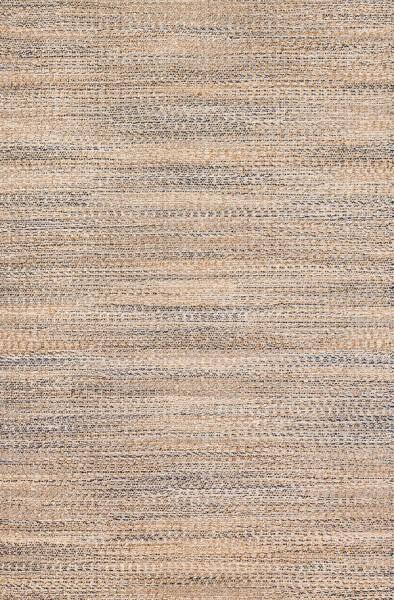 Tan, Blue, Ivory (AMB0399) Rustic / Farmhouse Area Rug