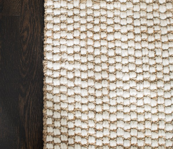 Tan, Ivory Rustic / Farmhouse Area Rug