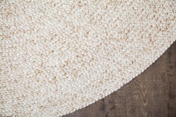 Ivory, Tan Rustic / Farmhouse Area Rug