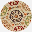 Product Image of Beige, Red Moroccan Area Rug