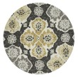 Product Image of Charcoal, Gray Moroccan Area Rug