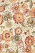 Product Image of Ivory, Spice Floral / Botanical Area Rug