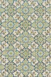Product Image of Ivory, Ocean Transitional Area Rug