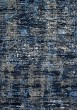 Product Image of Dark Blue, Grey Contemporary / Modern Area Rug