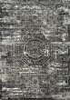 Product Image of Graphite, Black Vintage / Overdyed Area Rug