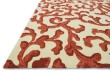 Product Image of Ivory, Coral Transitional Area Rug