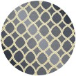 Product Image of Charcoal, Lime Contemporary / Modern Area Rug