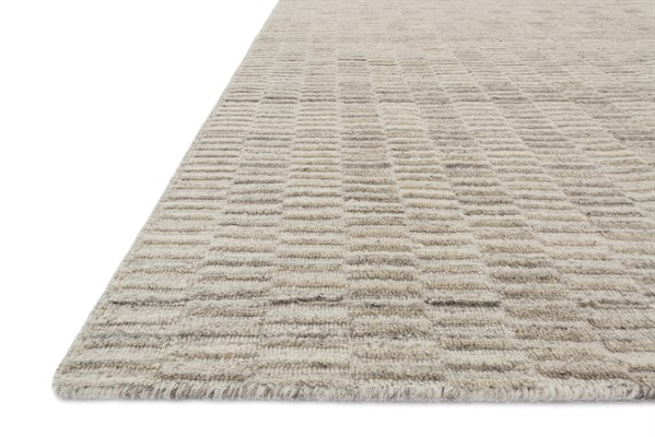 Oatmeal Casual Area Rug