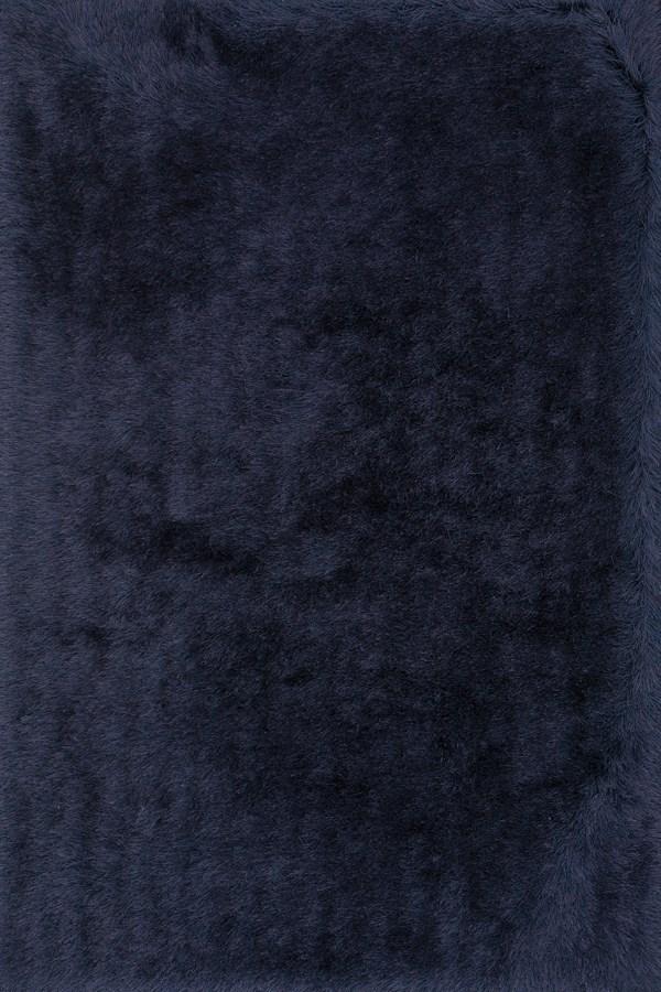 Aubergine Shag Area Rug
