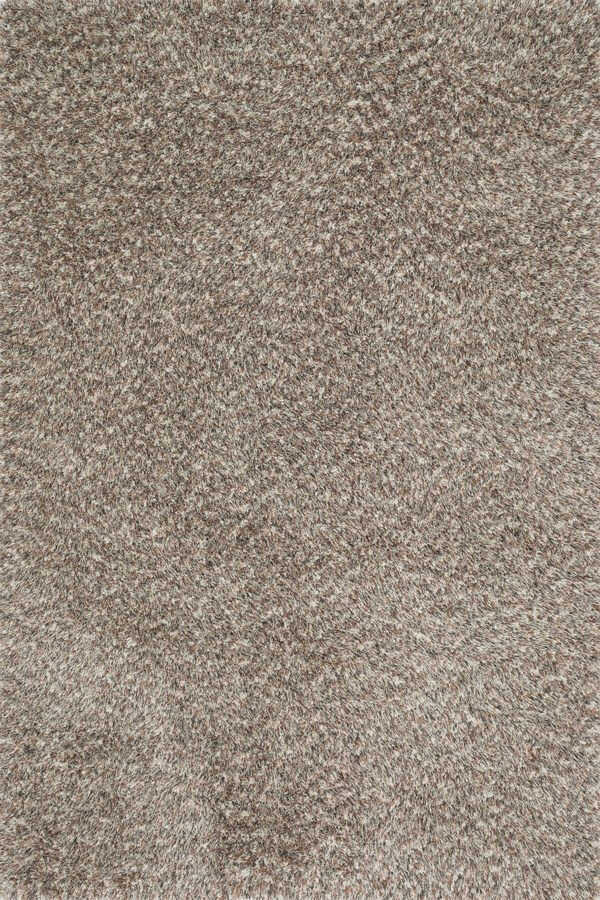 Light Brown Shag Area Rug
