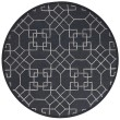 Product Image of Charcoal, Silver Transitional Area Rug