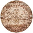 Product Image of Rust, Ivory Vintage / Overdyed Area Rug