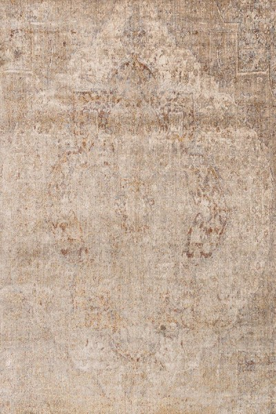 Desert, Brown Vintage / Overdyed Area Rug