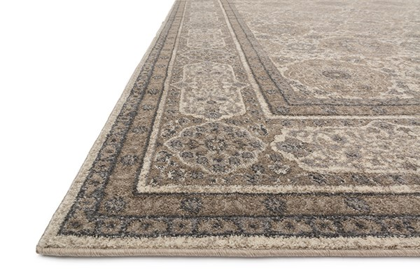Sand, Taupe Traditional / Oriental Area Rug