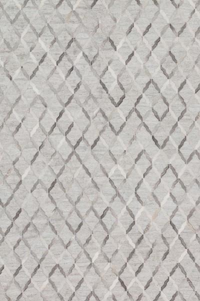 Grey, Grey Animals / Animal Skins Area Rug