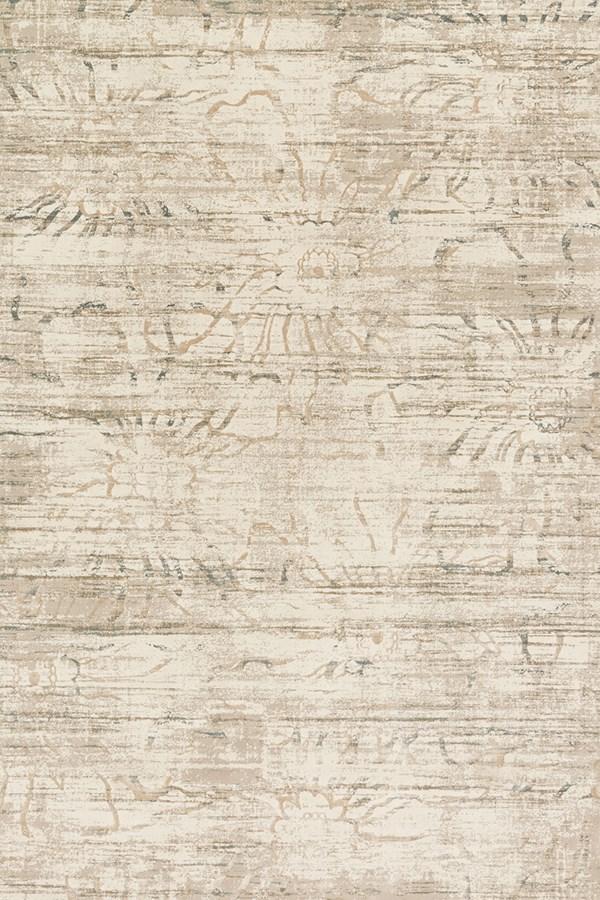 Beige, Grey Vintage / Overdyed Area Rug