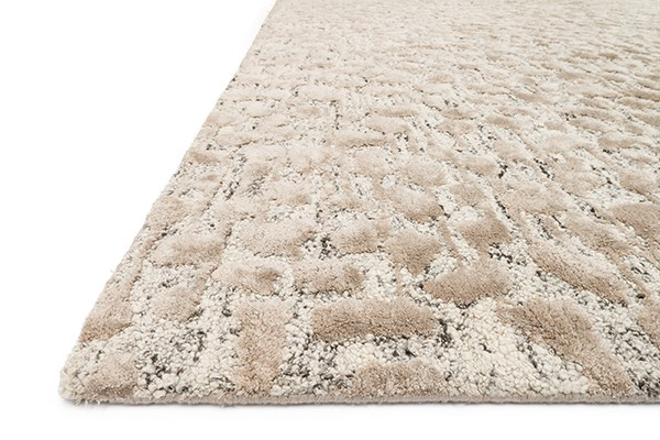 Ash, Taupe Transitional Area Rug