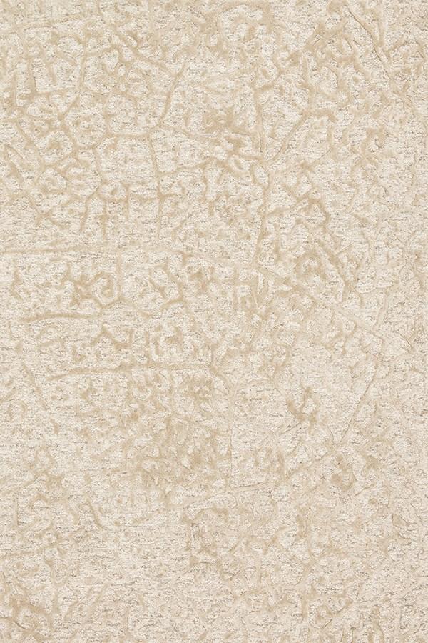 Antique Ivory, Beige Transitional Area Rug