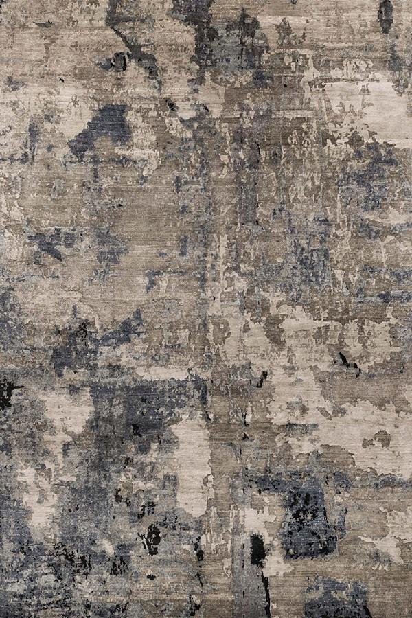 Grey, Slate Transitional Area Rug