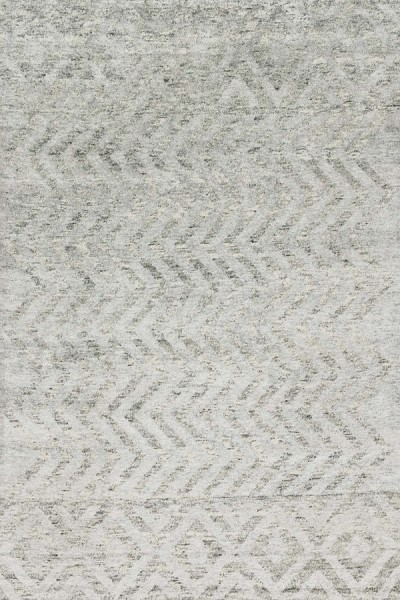 Silver Transitional Area Rug