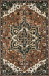Product Image of Traditional / Oriental Rust, Ivory Area Rug