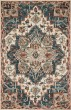 Product Image of Traditional / Oriental Blue, Red Area Rug