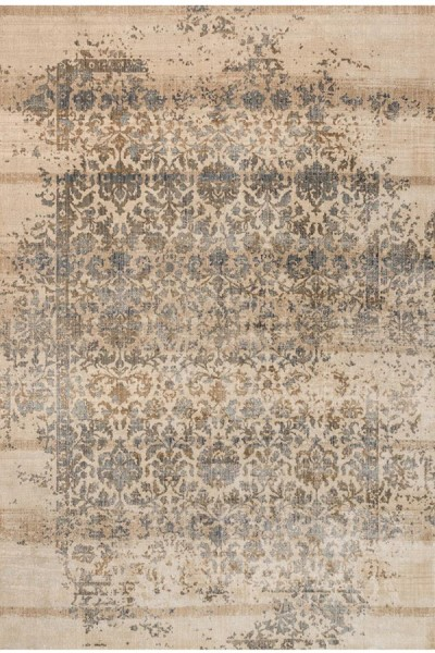 Ivory, Quarry Traditional / Oriental Area Rug
