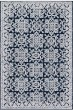 Product Image of Transitional Midnight, Silver Area Rug