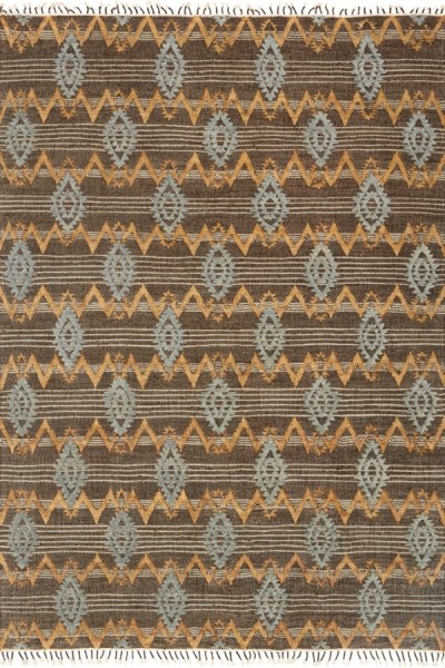 Taupe, Mist Moroccan Area Rug