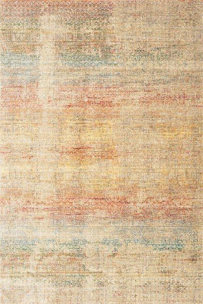 Smoke, Prism Vintage / Overdyed Area Rug