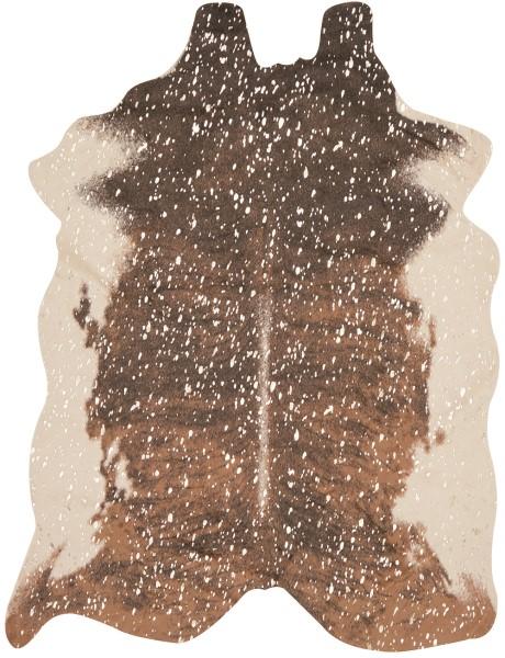 Walnut, Champagne Animals / Animal Skins Area Rug