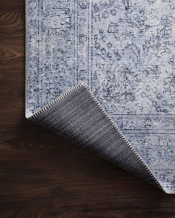 Slate Rustic / Farmhouse Area Rug