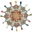 Product Image of Bohemian Ivory, Rust (RU-08) Area Rug