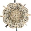 Product Image of Bohemian Ivory, Sand (RU-12) Area Rug