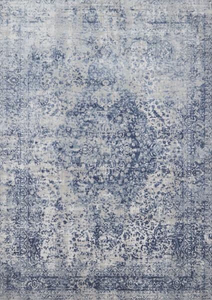 Blue, Stone Vintage / Overdyed Area Rug
