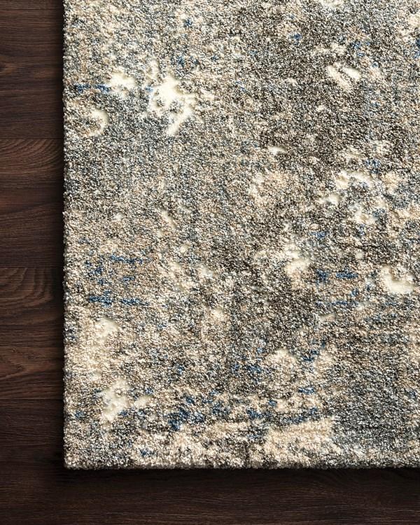 Slate Vintage / Overdyed Area Rug