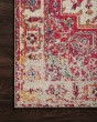 Product Image of ivory, Pink Traditional / Oriental Area Rug