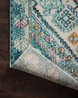 Product Image of Aqua, Navy Traditional / Oriental Area Rug