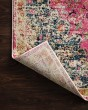 Product Image of Pink, Midnight Traditional / Oriental Area Rug