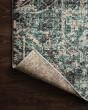 Product Image of Smoke, Slate Traditional / Oriental Area Rug