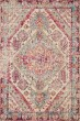 Product Image of Traditional / Oriental Pink, Aqua Area Rug