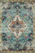 Product Image of Traditional / Oriental Blue, Midnight Area Rug