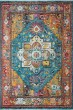 Product Image of Blue, Fiesta Traditional / Oriental Area Rug