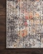 Product Image of Graphite, Sunset Abstract Area Rug