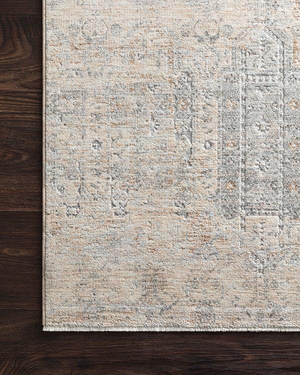 Ivory, Mist Vintage / Overdyed Area Rug