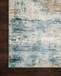 Product Image of Ivory, Azure Vintage / Overdyed Area Rug
