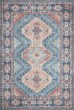 Product Image of Turquoise, Terracotta Traditional / Oriental Area Rug