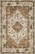 Product Image of Traditional / Oriental Ivory, Rust Area Rug