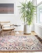Product Image of Pink Bohemian Area Rug
