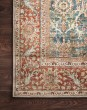 Product Image of Ocean, Rust Traditional / Oriental Area Rug